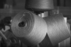 From fiber to linen. Manufacturer - AB Siulas