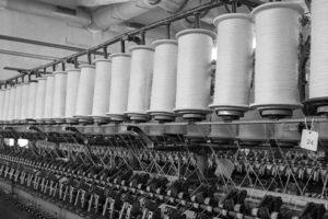 Flax yarn spinning - AB Siulas